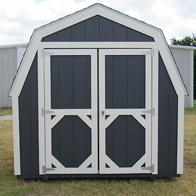 Ranch Barn Style Sheds in Aurora
